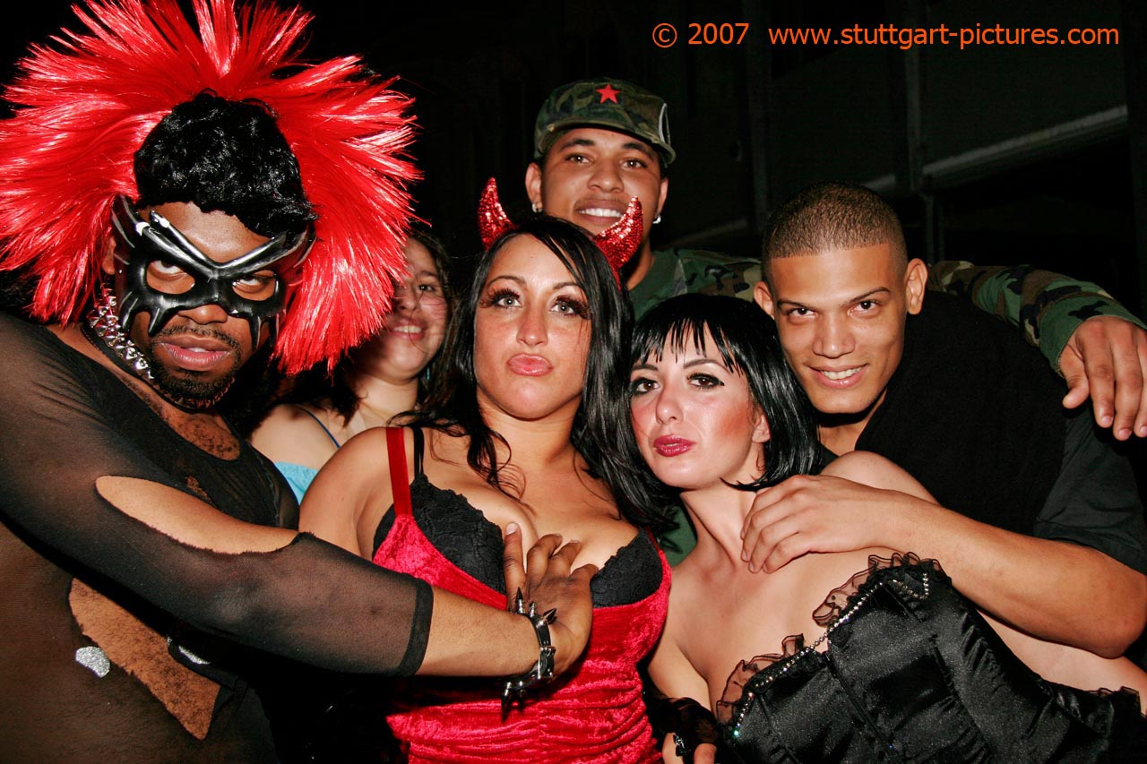 Stuttgart And Erotica Party